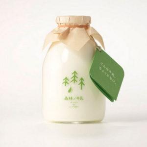 Pakend piimapudelile